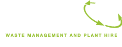 waste carriers white footer logo